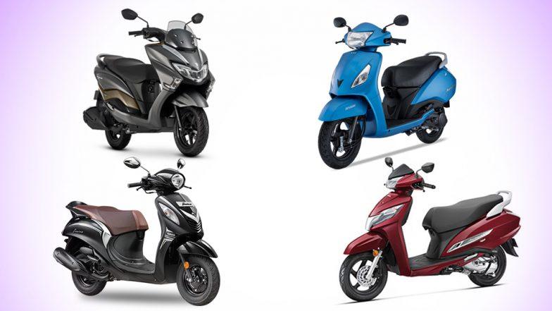Top 5 Scooters: ఈ స్కూటర్లకు ధర తక్కువ, ఫీచర్లు ఎక్కువ. భారత మార్కెట్లో రూ. 50 వేలలో లభించే టాప్ 5 స్కూటర్లు.