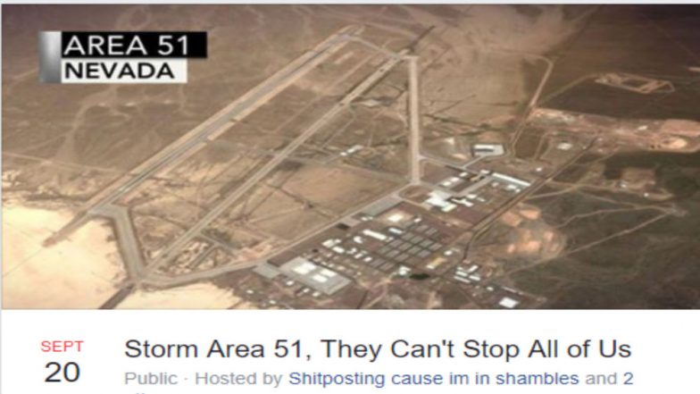 Storm Area 51:ఆ ప్రాంతంలో ఏలియన్స్ ను బంధించారా? ఎందుకు అమెరికా దానిని నిషిద్ధ ప్రాంతంగా ప్రకటించింది? ఆ ప్రాంతం విశేషాలకు సంబంధిన ఒక వివరణాత్మక కథనం.