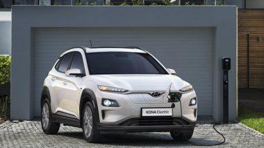 Hyundai Kona Electric SUV: సూపర్ ఫీచర్లతో హ్యుందాయ్ నుంచి ఎలక్ట్రిక్ కార్, ఒక్క ఛార్జ్తో 450 కిలోమీటర్ల దూరం ప్రయాణించవచ్చు.