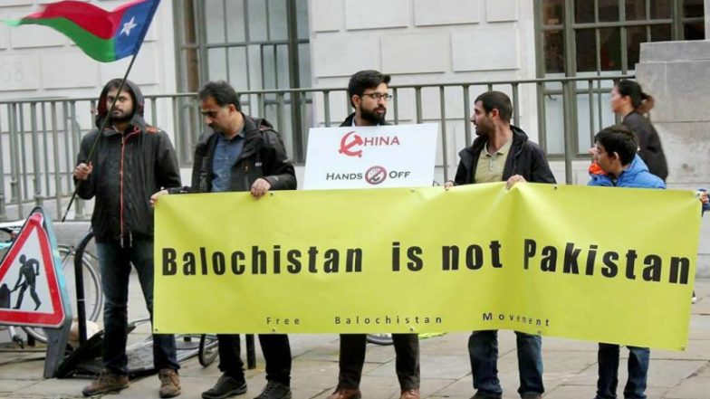 Free Balochistan Movement: స్వాతంత్ర దినోత్సవం రోజున పాకిస్థాన్ లో 'బ్లాక్ డే'. తాము ఎంతమాత్రం పాకిస్థానీయులం కాదంటూ ఉద్యమం ఉదృతం చేసిన బెలూచిస్తాన్ ప్రజలు.