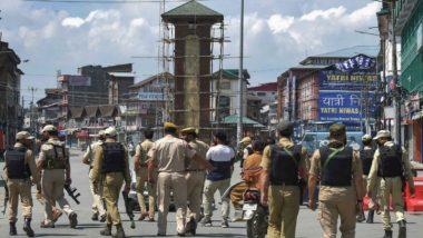 Jammu & Kashmir: కాశ్మీరు లోయలో పలు చోట్ల  ఆంక్షలు ఎత్తివేత. తెరుచుకున్న పాఠశాలలు, అయినప్పటికీ హాజరుకాని టీచర్లు, విద్యార్థులు. మెల్లిమెల్లిగా సాధారణ స్థితికి. జమ్మూకాశ్మీర్ పూర్తి రౌండప్ ఇక్కడ చూడండి.