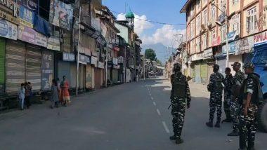 Jammu & Kashmir: ఇంకా తెరుచుకోని జమ్మూ కాశ్మీర్, ప్రభుత్వ ఉద్యోగులు విధులకు హాజరు కావాలని రేడియో ద్వారా ప్రకటన, సుప్రీంకోర్టులో ఇదే అంశంపై వాదనలు.ఐరాస భద్రతామండలి ప్రత్యేక భేటీ!