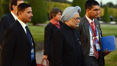 Manmohan Singh's SPG Cover Withdrawn:  మాజీ ప్రధాని మన్మోహన్ సింగ్కు భద్రత కుదింపు, SPG ఉపసంహరించిన కేంద్ర ప్రభుత్వం. ఇప్పుడు కేవలం దేశంలో వారికి మాత్రమే SPG భద్రత లభిస్తుంది. ఒకే ఒక్క ప్రధానికి మాత్రమే చివరివరకు ఈ భద్రత లభించింది.