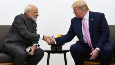 PM Modi Speaks to Trump: అమెరికా అధ్యక్షుడు డొనాల్డ్ ట్రంప్తో ఫోన్లో మాట్లాడిన ప్రధాని మోదీ. కొంతమంది రాజకీయ నాయకులు చేసే రెచ్చగొట్టే వ్యాఖ్యలు శాంతిపూర్వకమైన వాతావరణాన్ని దెబ్బతీస్తున్నాయని వ్యాఖ్య.