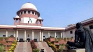 Supreme Court: సీఎం జగన్పై దాఖలైన పిటిషన్లను కొట్టివేసిన సుప్రీంకోర్టు, పిటిషన్కు విచారణ అర్హత లేదని స్పష్టం చేసిన అత్యున్నత న్యాయస్థానం