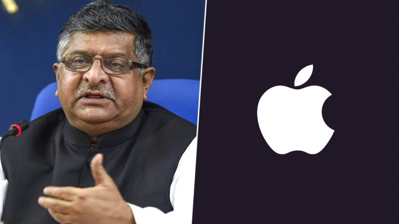 Apple Big Invest In India: ఇండియాలో ఆపిల్ రూ.7 వేల కోట్ల పెట్టుబడులు.. ! మేక్ ఇన్ ఇండియాకు తోడ్పాటు,ఆపిల్,శాంసంగ్ ప్రతినిధులతో కేంద్ర ఐటీ మంత్రి రవిశంకర్ ప్రసాద్ భేటీ
