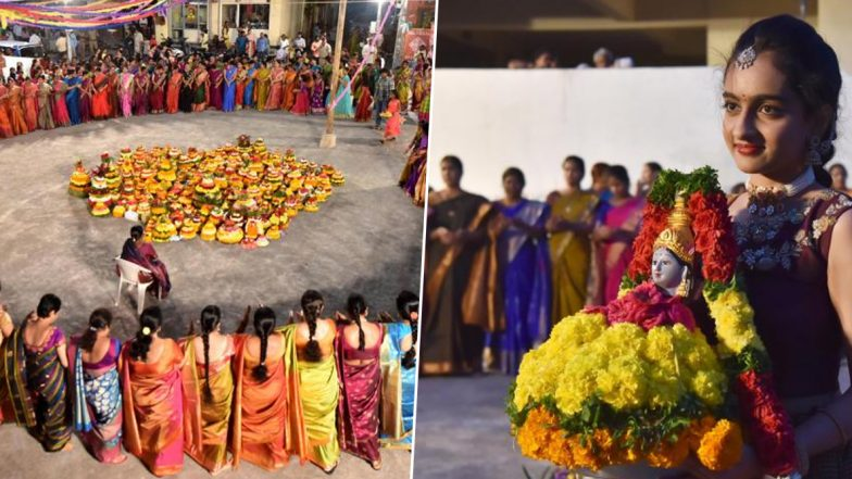 Bathukamma 2019: తెలంగాణలో బతుకమ్మ సంబరాలు, సెప్టెంబర్ 28 నుంచి అక్టోబర్ 06 వరకు కొనసాగనున్న వేడుకలు, పూర్తి సమాచారం