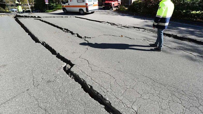 Earthquake: భారత్-పాకిస్థాన్ సరిహద్దులో ఈరోజు మరోసారి భూకంపం, రిక్టర్ స్కేలుపై తీవ్రత 4.1 నమోదు, వణికిస్తున్న వరుస భూప్రకంపనలు