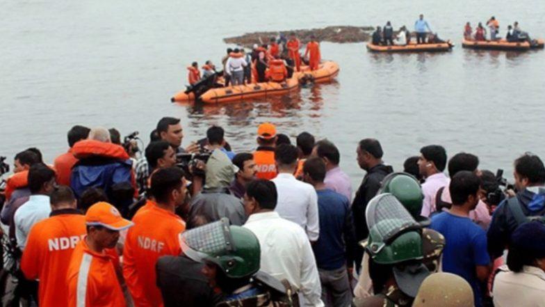 Godavari Boat Tragedy: పెరుగుతున్న మృతుల సంఖ్య, 315 అడుగుల లోతులో బోటు, ఆ రోజు ప్రయాణమే కొంపముంచిందా ? విషాద ఘటనపై ప్రత్యేక కథనం