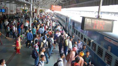 Indian Railways: కిటకిటలాడుతున్న రైల్వే స్టేషన్లు, దేశ వ్యాప్తంగా పట్టాలెక్కిన 200 రైళ్లు, తెలుగు రాష్ట్రాల నుంచి 9 రైళ్లు, విజయవాడ మీదుగా 14 రైళ్లు, పలు మార్గదర్శకాలను విడుదల చేసిన రైల్వే శాఖ