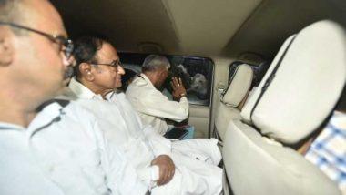 P. Chidamabaram Sent To Tihar Jail. ఇది అసలైన షాక్! తీహార్ జైలుకు పి. చిదంబరం. ఆయన పెట్టుకున్న సాధారణ బెయిల్ పిటిషన్ను తిరస్కరించిన ప్రత్యేక కోర్టు.