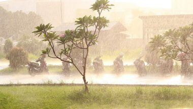 Heavy Rain Alert: అరేబియా సముద్రంలో అల్పపీడనం, మూడు నాలుగు రోజుల పాటు భారీ వర్షాలు, ప్రయాణ సమయాలను మార్చుకోండి, బులిటిన్ విడుదల చేసిన ఢిల్లీలోని కేంద్ర వాతావరణశాఖ