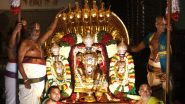 Srivari Darshan: ఏప్రిల్ 14 వరకు శ్రీవారి దర్శనం రద్దు, తిరుమలకు వెళ్లే రెండు ఘాట్ రోడ్లు మూత, నిర్మానుష్యంగా మారిన తిరుమల, ఏకాంత సేవలో తిరుమల వెంకటేశుడు