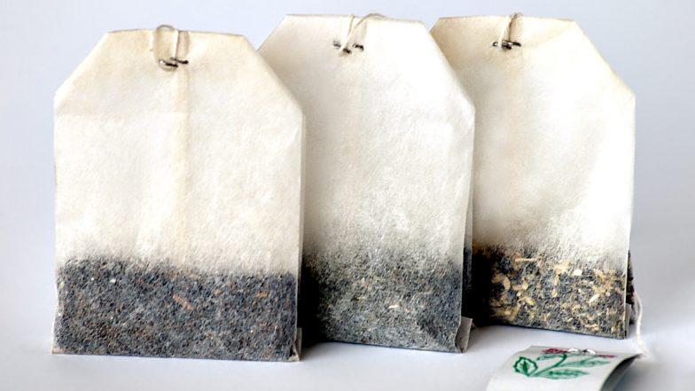 Tea Bags Toxic: ఆఫీసులో టీ తాగుతున్నారా ! అయితే మీ బాడీలో ప్లాస్టిక్ ఎంతుందో చెక్ చేసుకోండి, ఒక్క టీ బ్యాగులోనే 11.6 బిలియన్ మైక్రోప్లాస్టిక్ రేణువులు, షాకింగ్ న్యూస్ వెల్లడించిన అమెరికన్ కెమికల్ సొసైటీ