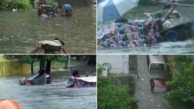 Heavy Rains In India: దేశాన్ని వణికిస్తున్న వర్షాలు, నాలుగు రోజుల్లో 110 మందికి పైగా మృత్యువాత, అత్యధికమంది ఉత్తరప్రదేశ్లోనే, అస్తవ్యస్తంగా మారిన జనజీవనం, ఆరోగ్యశాఖపై తీవ్ర ప్రభావం