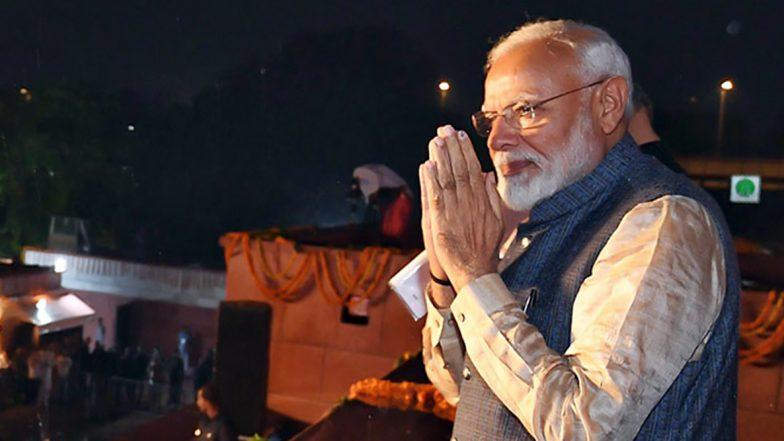 Modi Says Sorry: మోడీ నోట సారీ మాట, ట్విట్టర్లో వైరల్ అవుతున్న వీడియో, యూఎస్ సెనెటర్ కార్నిన్తో ఆసక్తికర సంభాషణ, సెనెటర్ భార్యకు పుట్టినరోజు శుభాకాంక్షలు తెలిపిన మోడీ
