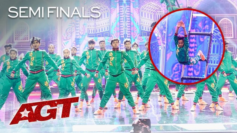 Mumbai Dance Group 'V' Made It To Finals On AGT: ముంబై డాన్స్ గ్రూప్ 'వి' అమెరికాస్ గాట్ టాలెంట్ షో ఫైనల్లోకి ప్రవేశించింది