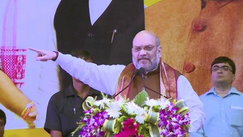 Amit Shah On NRC: దేశంలో అక్రమ వలసదారులను ఏరివేస్తాం,  హిందూ శరణార్థులకు మాత్రం భారతదేశ పౌరసత్వం కల్పిస్తాం,  జాతీయ పౌర జాబితాపై కీలక వ్యాఖ్యలు చేసిన అమిత్ షా