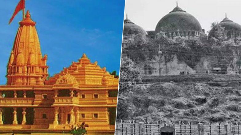 Ayodhya Dispute: మసీదు నిర్మాణం కోసం ఎలాంటి ప్రత్యామ్నాయ భూమి, విరాళాలు అంగీకరించం. న్యాయపరమైన హక్కుల కోసం పోరాడతాం: జమియత్ ఉలామా-ఇ-హింద్