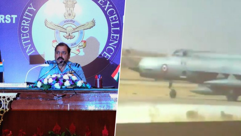 Balakot AirStrike Exclusive Video: బాలాకోట్ మెరుపు దాడులు వీడియో బయటకు,  ఇండియన్ ఎయిర్ఫోర్స్ డే సందర్భంగా వీడియో విడుదల, పాకిస్తాన్కు హెచ్చరికలు జారీ చేసిన భారత వాయుసేన దళాధిపతి భదౌరియా