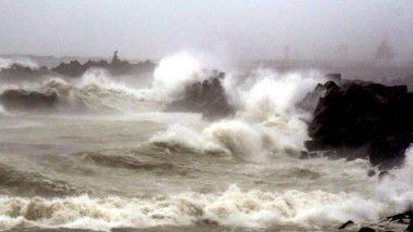 Cyclone Kyarr: దూసుకొస్తున్న క్యార్ తుఫాను, మహారాష్ట్రకు పొంచి ఉన్న ముప్పు, 3 రోజుల పాటు భారీ వర్షాలు, అతలాకుతలమైన ఏపీలోని ఉత్తరాంధ్ర, పలు రైళ్లు రద్దు