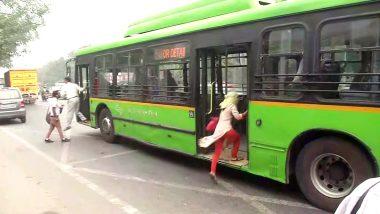 Free Bus Rides For Women: నేటి నుంచి మహిళలకు దిల్లీ ట్రాన్స్పోర్ట్ కార్పొరేషన్ బస్సుల్లో ఉచిత ప్రయాణం, మహిళల రక్షణ కోసం బస్సుల్లో మార్షల్స్ సంఖ్య పెంపు, దిల్లీలోని ప్రతీ ఇంటికి తానే పెద్దకొడుకునని చెప్పుకున్న సీఎం కేజ్రీవాల్