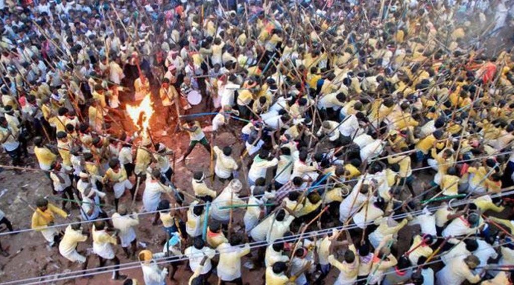 Image result for దేవరగట్టు ఉత్సవాలకు సర్వం సిద్ధం