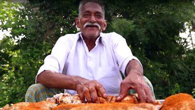 'Grandpa' Kitchen is No More: పది మందికి అన్నం పెట్టిన చేయి దూరమైంది, 'గ్రాండ్పా కిచెన్' పేరుతో ప్రసిద్ధిగాంచిన  ప్రముఖ యూట్యూబర్ నారాయణ రెడ్డి తాత కన్నుమూశారు