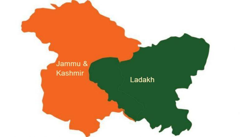 Jammu Kashmir UT Formation: భారతదేశంలో మరో చారిత్మాత్మక ఘట్టం ఆవిషృతం, కేంద్ర పాలిత ప్రాంతాలుగా అవతరించిన జమ్మూ కాశ్మీర్ మరియు లద్దాఖ్, నేటి నుంచి జమ్మూ కాశ్మీర్ కేంద్ర పాలిత ప్రాంతంగా అధికారికంగా గుర్తింపు