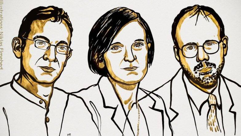 Nobel Prize Winners 2019: నోబెల్ పురస్కారానికి మరో భారతీయుడు, ఆర్థిక శాస్త్రంలో అమర్త్యసేన్ తరువాత అభిజిత్ బెనర్జీకి నోబెల్ ఫ్రైజ్, అభినందనలు తెలిపిన ప్రముఖులు