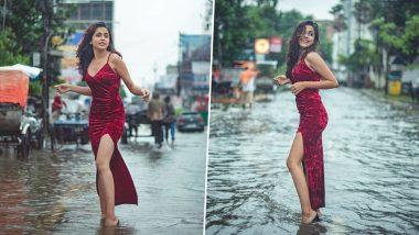 Bihar Floods Photo-shoot: వరద నీటిలో అందాల ఒలకబోత! బీహార్ వరదలను విభిన్నంగా చూపిద్దామనుకున్న మోడెల్, అనుకున్నది ఒకటి..అయ్యింది మరొకటి!