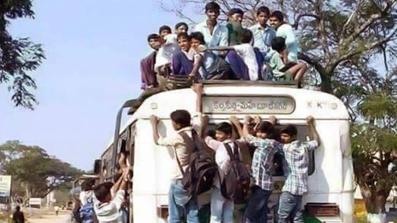 Schools,Colleges Reopen: నేటి నుంచి స్కూళ్లు, కాలేజీలు రీఓపెన్, బస్సుల బంద్తో విద్యార్థుల్లో అయోమయం, బస్సుపాస్ల రెన్యువల్కు తీవ్ర ఇబ్బంది