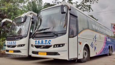 TSRTC: ఏపీకి నో..మహారాష్ట్ర,కర్ణాటకకు తెలంగాణ బస్సు సర్వీసులు, సెప్టెంబర్ 28 నుంచి ప్రారంభమవుతాయని తెలిపిన టీఎస్ఆర్టీసీ, ఏపీతో ఒప్పందంపై ఇంకా తెగని పేచీ