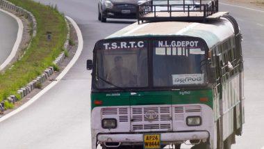TSRTC Cargo: టీఎస్ఆర్టీసీ మరో కీలక నిర్ణయం, పార్శిల్, కార్గొ సర్వీసుల సేవలను తాత్కాలికంగా రద్దు చేస్తున్నట్లు ప్రకటన, పరిస్థితులు కుదుటపడిన తరువాతే సేవల పునురుద్ధరణకు అవకాశం