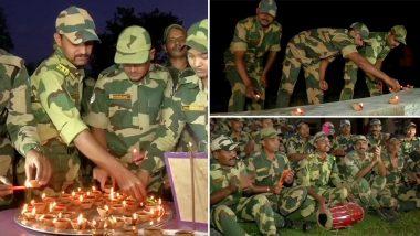 Indian Army Diwali Celebrations: బార్డర్లో ఘనంగా ఆర్మీ జవాన్ల దీపావళి వేడుకలు, భారత ఆర్మీకి దివాళీ శుభాకాంక్షలు తెలిపిన చైనా ఆర్మీ, జవాన్లకు దివాళీ శుభాకాంక్షలు తెలిపిన ప్రధాని నరేంద్ర మోడీ