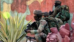 Indian Army Hits Terror Camps: పీవోకేలోని ఉగ్రవాద స్థావరాలపై భారత్ మెరుపుదాడి, 5 మంది పాకిస్తాన్ సైనికులు హతం, భారత జవాన్లపై దాడికి ప్రతీకారంగా అటాక్, అమరులైన ఇద్దరు జవాన్లు