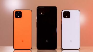 Google Shocking Decision: ఇండియాకు గూగుల్ షాక్,  పిక్సల్ 4, పిక్సల్ 4 ఎక్స్ఎల్ ఫోన్లను ఇండియాలో విడుదల చేయడం లేదు, అందులో ఉన్న సోలీ ఫీచరే ప్రధాన కారణం