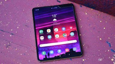 Samsung Galaxy Fold 2: వావ్...శాంసంగ్ గెలాక్సీ ఫోల్డ్ 2 కూడా వచ్చేస్తోంది, పేటెంట్ కోసం దరఖాస్తు చేసుకున్న శాంసంగ్, అమ్మకాల్లో దుమ్మురేపుతున్న గెలాక్సీ ఫోల్డ్, 30 నిమిషాల్లోనే బుకింగ్స్ క్లోజ్