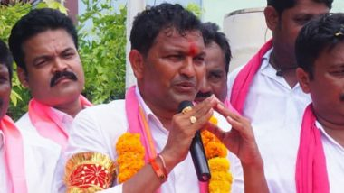 Huzur Nagar Verdict: కేసీఆర్ వెంటే ప్రజలు ఉన్నారన్న సైదిరెడ్డి, హుజూర్ నగర్లో 20 వేల ఆధిక్యంలో టీఆర్ఎస్ అభ్యర్థి,  ఏమాత్రం ప్రభావం చూపలేకపోతున్న ఇతర పార్టీలు