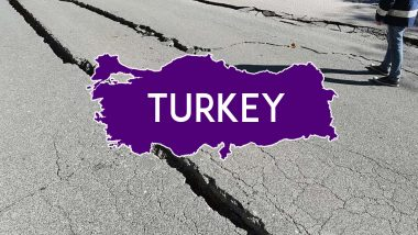 Earthquake: టర్కీలో భూకంపం, ఇస్తాన్బుల్లో 8 మందికి గాయాలు, నెలరోజుల వ్యవధిలోనే ప్రపంచవ్యాప్తంగా ఏదో మూలన వరుస భూప్రకంపనలు