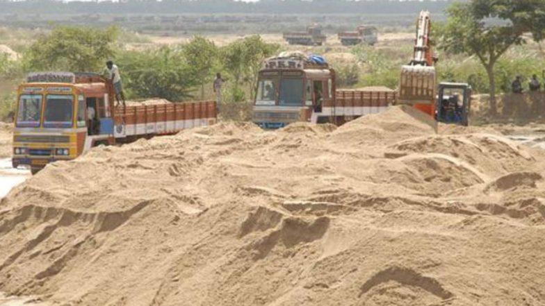 AP Sand Online Booking Process: ఇకపై ఇసుక కొరత తీరినట్లే, ప్రభుత్వ స్టాక్ యార్డుల్లో భారీగా నిల్వ, బుకింగ్ ప్రాసెస్ గురించి పూర్తి వివరాలు తెలుసుకోండి