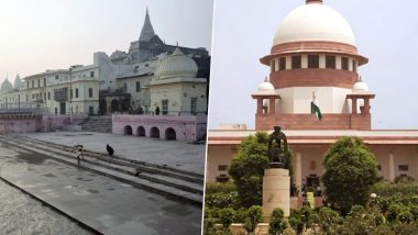 Ayodhya Case Final Judgment: అయోధ్య కేసుపై చారిత్రాత్మక తీర్పు, అయోధ్య ట్రస్టుకు వివాదాస్పద భూమిని కేటాయించాలి, బాబ్రీ మసీదుకు వేరే స్థలం కేటాయించాలి, ప్రభుత్వం 3 నెలల్లో ఈ ప్రాసెస్ పూర్తి చేయాలన్న దేశ అత్యున్నత న్యాయస్థానం