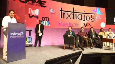 IndiaJoy Event: గేమింగ్, టెక్నాలజీ, ఎంటర్టైన్మెంట్ రంగం అతిపెద్ద మార్కెట్, రాబోయే రోజుల్లో భారీ ఉపాధి అవకాశాలు లభిస్తాయి. 'ఇండియా జాయ్' కార్యక్రమంలో టీఎస్ మంత్రి కేటీఆర్ వెల్లడి