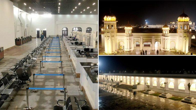 Kartarpur Corridor: వెలుగులు విరజిమ్ముతున్న కర్తార్పూర్ కారిడార్, అందరూ ఆహ్వానితులే అంటూ పాక్ పీఎం ఇమ్రాన్ ఖాన్ ట్వీట్, నవంబర్ 9న కర్తార్పూర్ కారిడార్ ప్రారంభం, అన్ని ఏర్పాట్లు పూర్తిచేసిన దాయాది దేశం