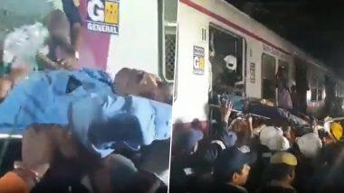 MMTS Train Collision: లోకో పైలట్ను సురక్షితంగా బయటకు తీసిన రెస్క్యూ టీం, 8 గంటలుగా శ్రమించిన ఎన్డీఆర్ఎఫ్ సిబ్బంది, నాంపల్లి కేర్ ఆసుపత్రికి తరలింపు