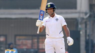India vs Bangladesh, 1st Test 2019: ముగిసిన రెండో రోజు ఆట, మయాంక్ అగర్వాల్ డబుల్ సెంచరీ, భారీ ఆధిక్యం దిశగా భారత్, ఆట ముగిసే సమయానికి భారత్ స్కోర్ 493/6