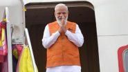 PM Modi US Visit: ఈ అంశాల మీదనే ప్రధాని మోదీ అమెరికా పర్యటన, 5 రోజుల టూర్ నిమిత్తం అమెరికాకు బయల్దేరిన భారత ప్రధాని, పర్యటనలో పలు దేశాధినేతలను కలవనున్న నమో