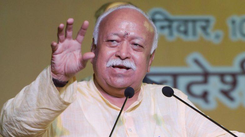 RSS Chief Mohan Bhagwat: ఢిల్లీలో ఆరెస్సెస్ చీఫ్ మోహన్ భగవత్, అయోధ్య కేసు తీర్పు నేపథ్యంలో అమిత్ షాతో మంతనాలు, తదుపరి పార్టీ వ్యూహాలపై చర్చలు జరిపే అవకాశం