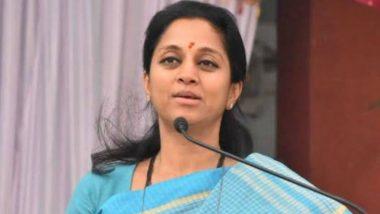 NCP MP Supriya Sule: పార్టీతో పాటు, కుటుంబంలోనూ చీలిక వచ్చింది, శరద్ పవార్ కూతురు, ఎంపీ సుప్రియా సూలె ఆసక్తికర వ్యాఖ్యలు, ప్రతి ఎన్సీపీ కార్యకర్త పార్టీకి అండగా ఉండాలని విజ్ఞప్తి