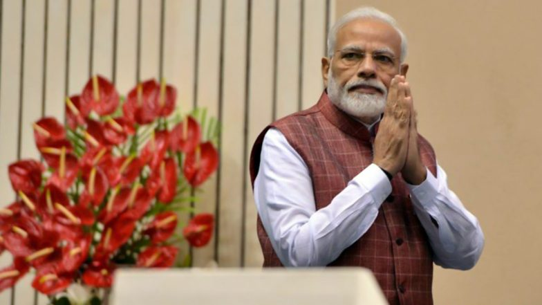 PM Modi Greetings: పాకిస్థాన్ మినహా మిగతా భారత్ పొరుగు దేశాలకు నూతన సంవత్సర శుభాకాంక్షలు తెలియజేసిన ప్రధాని నరేంద్ర మోదీ